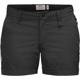 Fjällräven Abisko Stretch Shorts Women, czarny